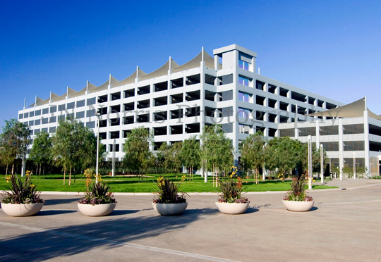 US Bank Building Parking Structure