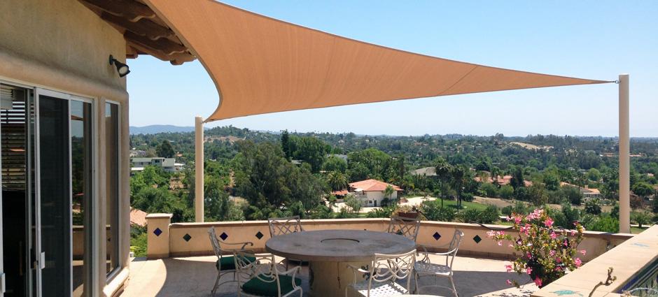 Custom design shade sails shade sails custom sun shade for Shadesails com