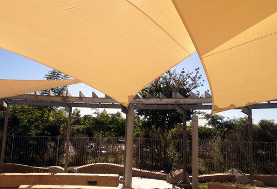 san diego public library shade sails custom sun shade
