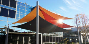 shade sail manufacture